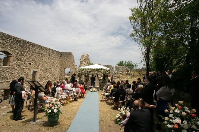 Matrimonio Castello di Venere Erice
