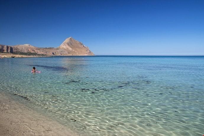 Spiaggia Baia Santa Margherita
