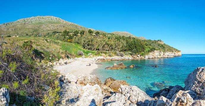Spiaggia Cala Mazzo di Sciacca-min