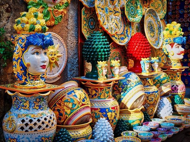 Ceramica artistica Erice