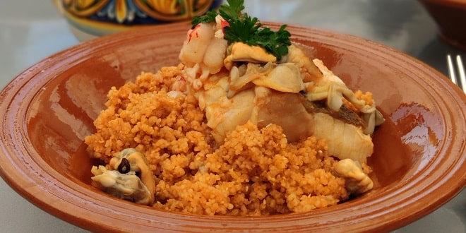 cous cous di pesce trapanese